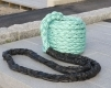 Mooring rope with eye 24 mm - 44 mm
